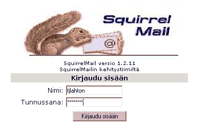 Windows, Webmail ja Korppi - Demo 1 - ITK010 Tietokone ja tietoverkot työvälineenä